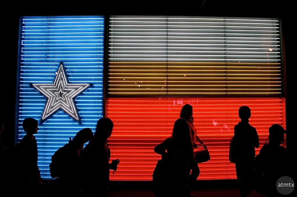7) Texas