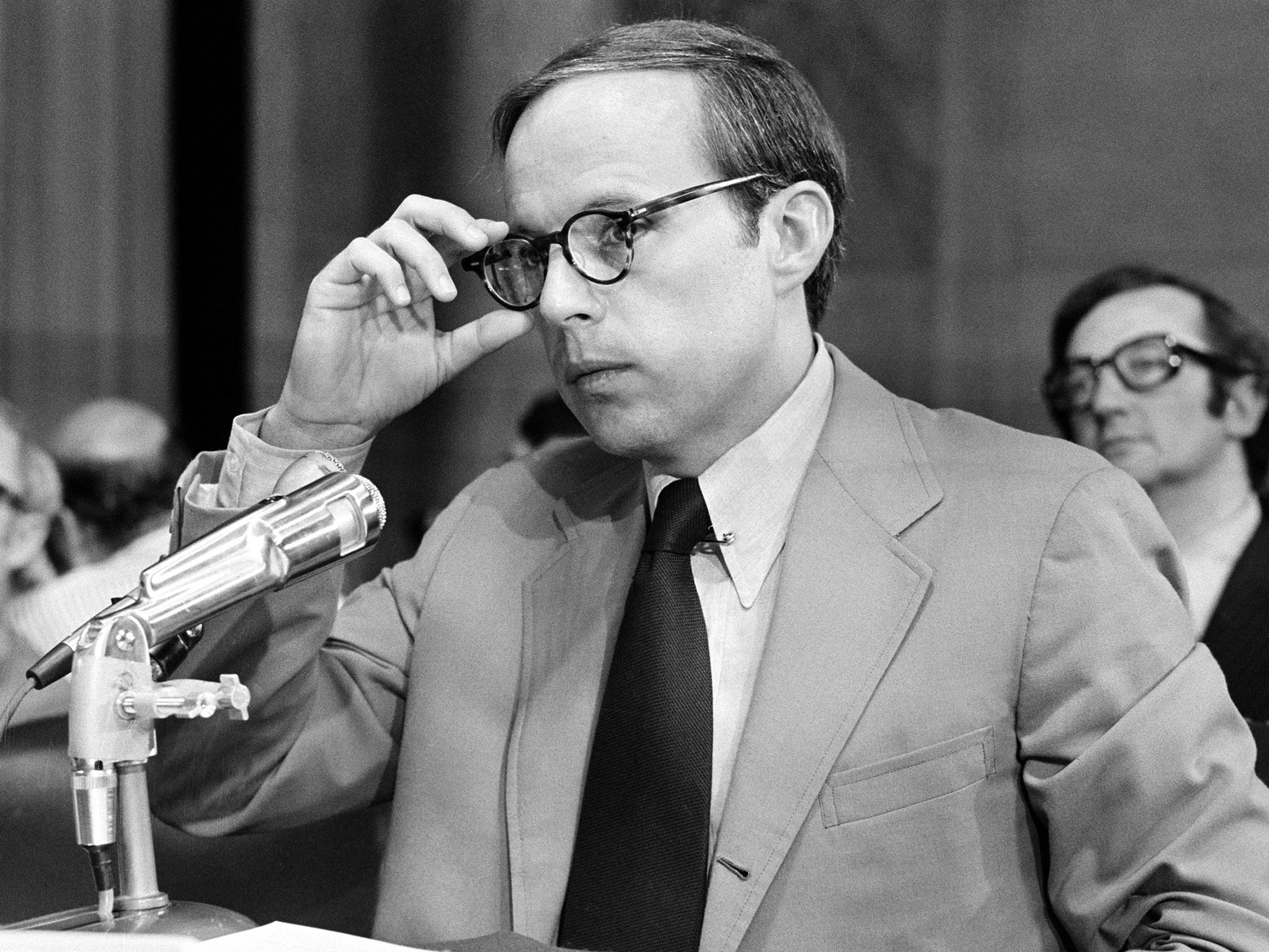u s v nixon timeline special counsel to the president john dean