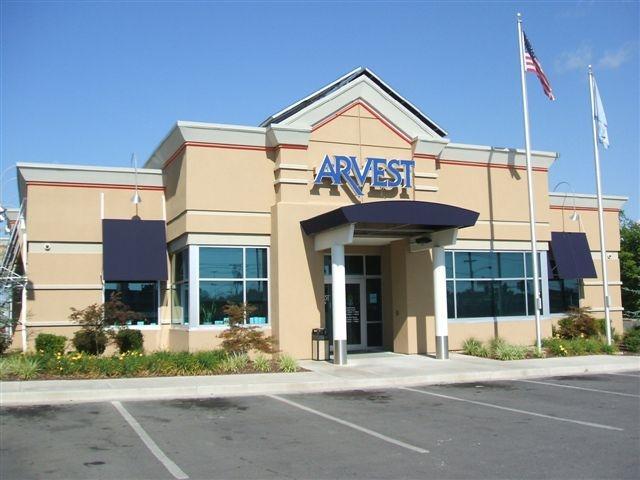 South Central Region: Arvest Bank