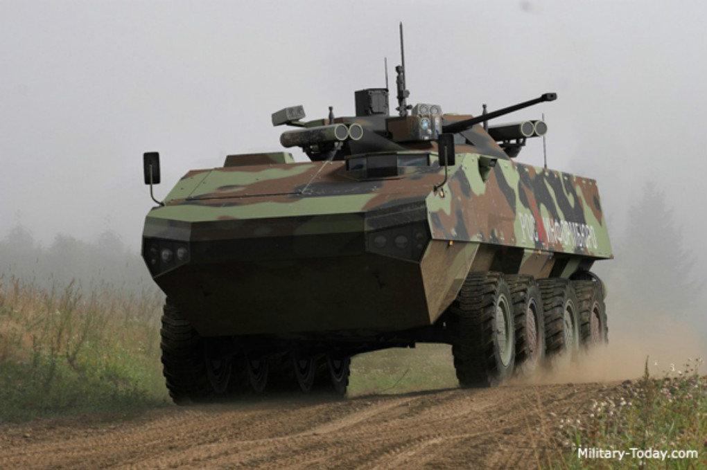 BTR Bumergang APC