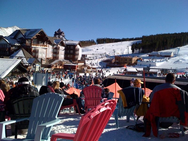 Colorado Mountain Resort Region: $483