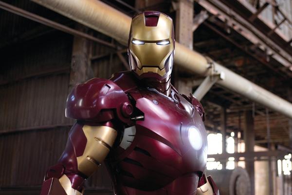 $80 million on Iron Man suit