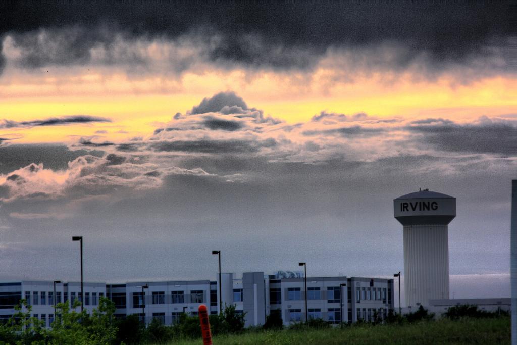 1) Irving, TX