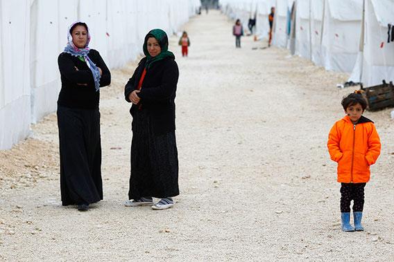 Kurdish Refugees in Turkey