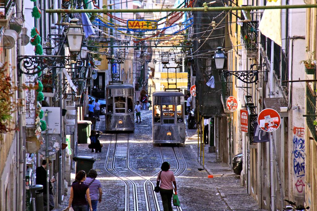9. Lisbon