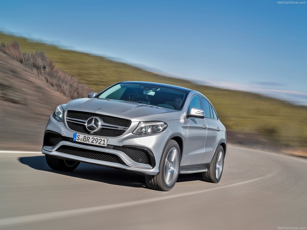Mercedes-Benz GLE63 S Coupe
