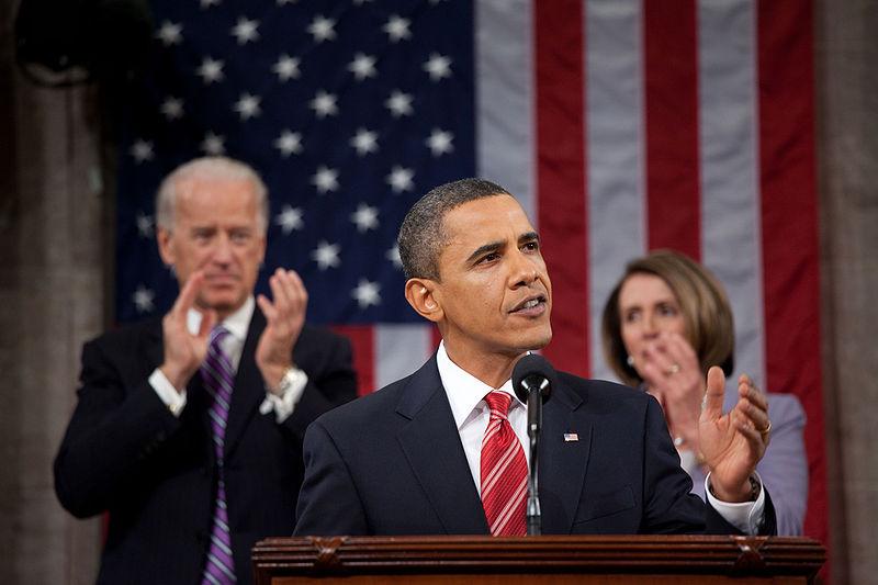 Barack Obama's 2010 SOTU: Alito Says 'Not True'
