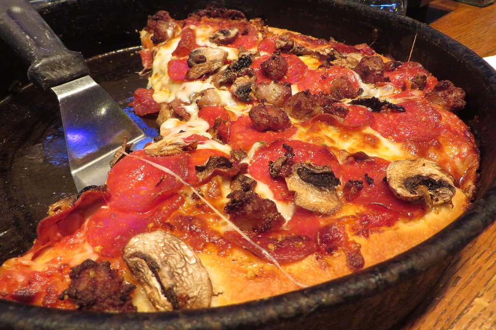 20. Old Chicago Pizza & Taproom