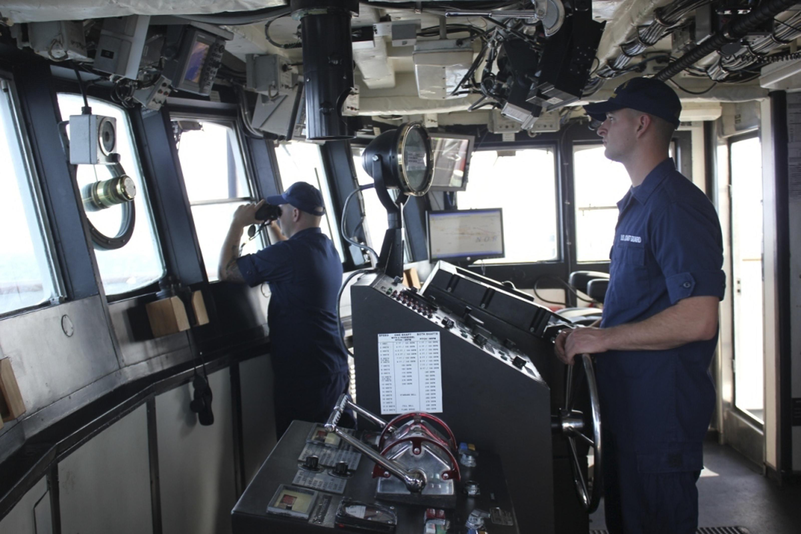 25. Sailors and Maritime Oilers