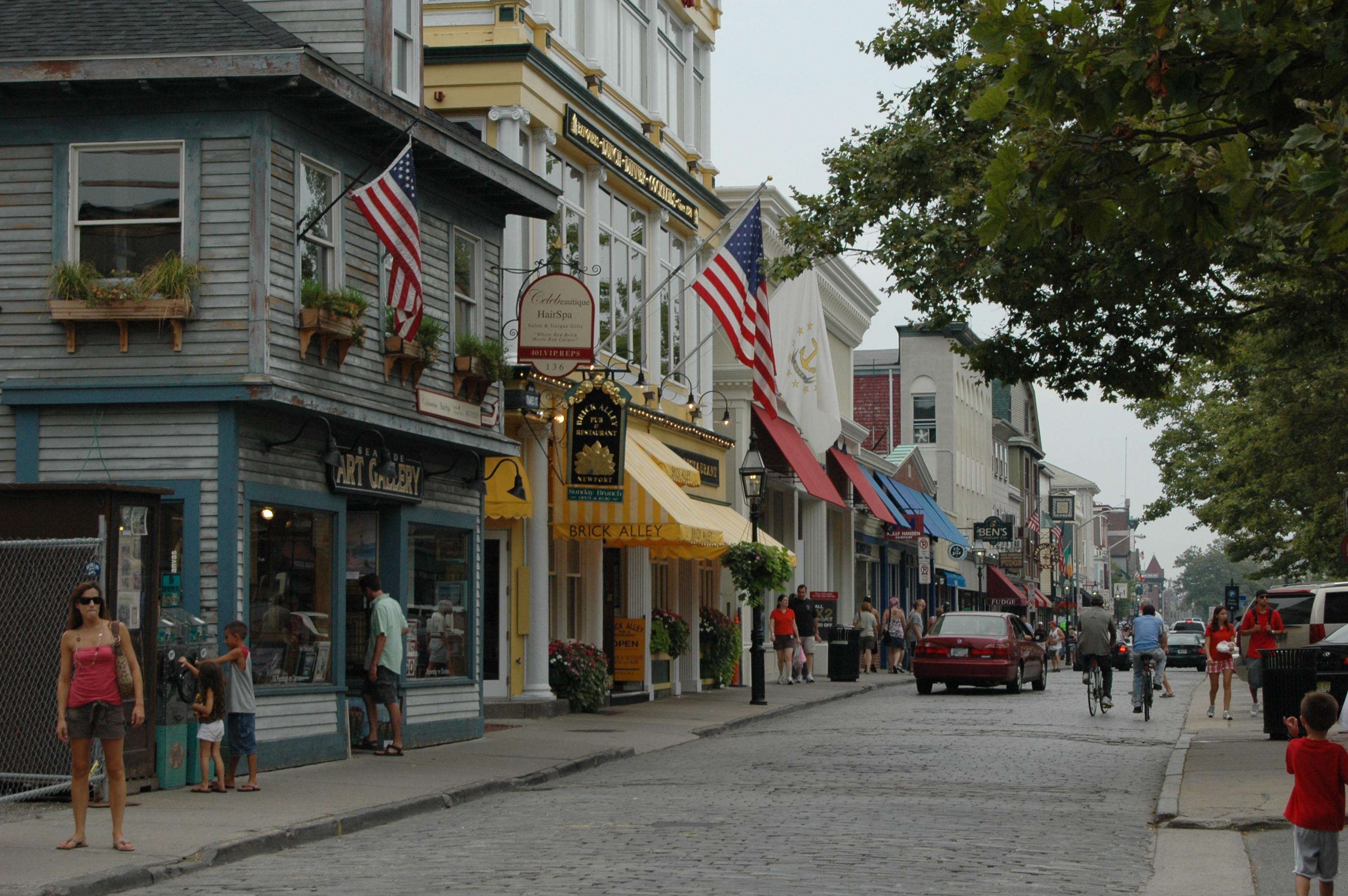 11. Rhode Island