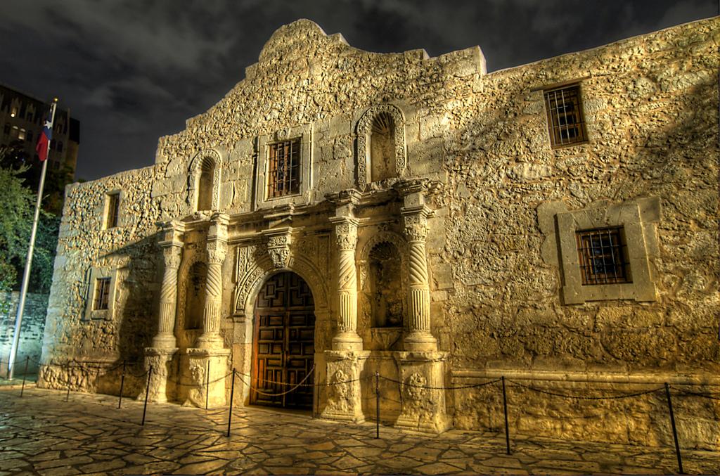 10) Texas