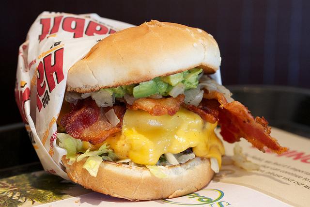 4) The Habit Burger Grill