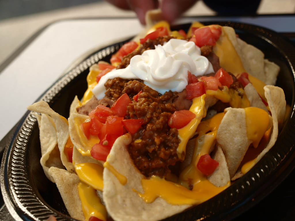 10) Taco Bell