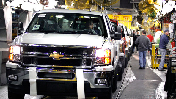 General Motors Hits Reverse On Its Public Relations The