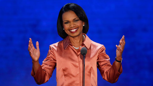 condi rice condemns leadership failure by obama the