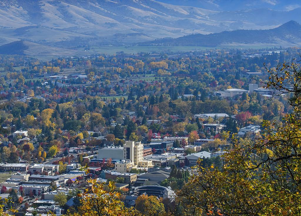 18. Ashland, Oregon