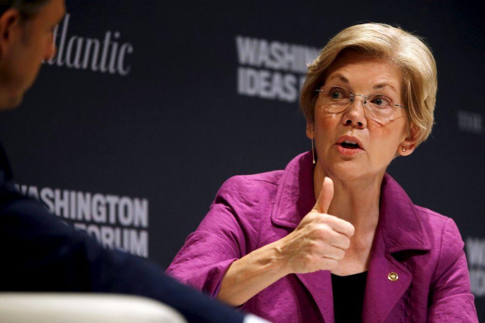Elizabeth Warren, 66 – Massachusetts