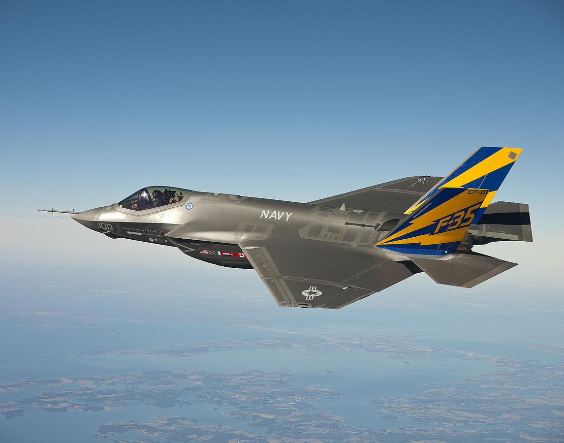 The F-35 Joint Strike Fighter - $1.5 trillion (over 55 years)