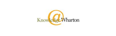 Knowledge@Wharton