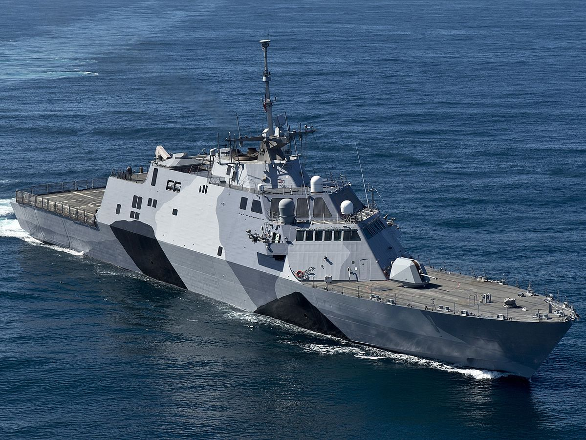 Littoral Combat Ship - $67 billion