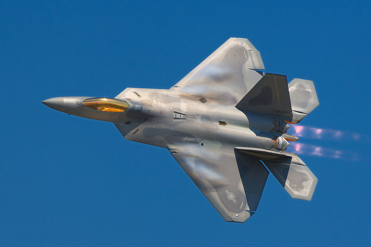 F-22 Raptor - $67 billion