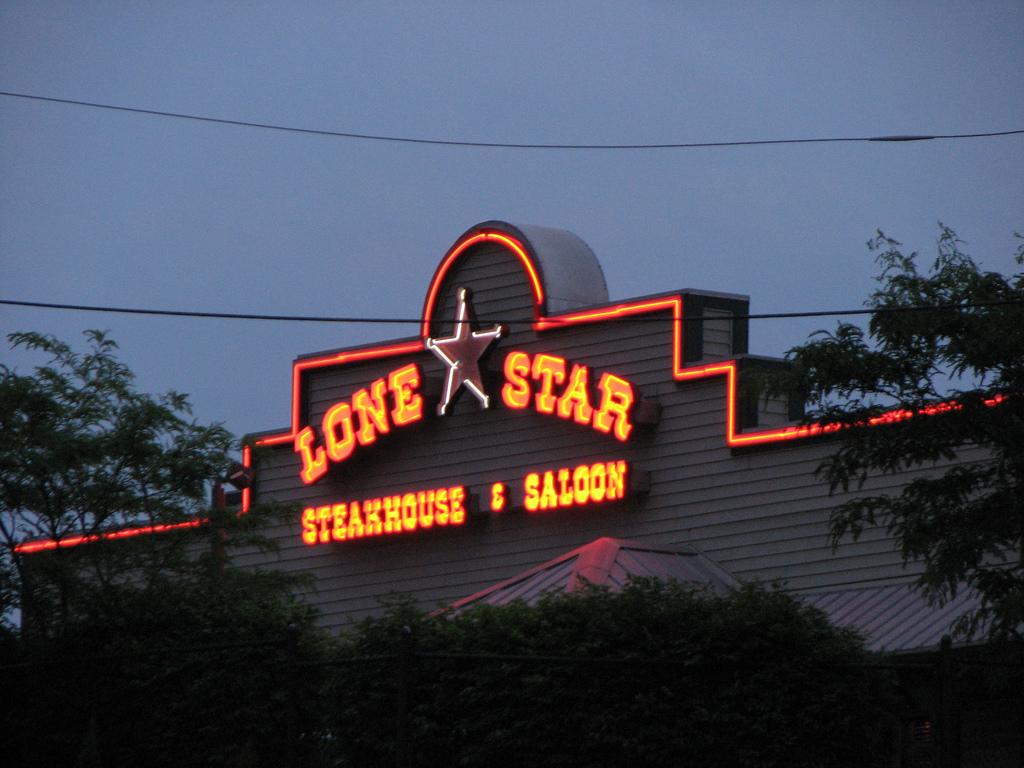 20. Lone Star Steakhouse