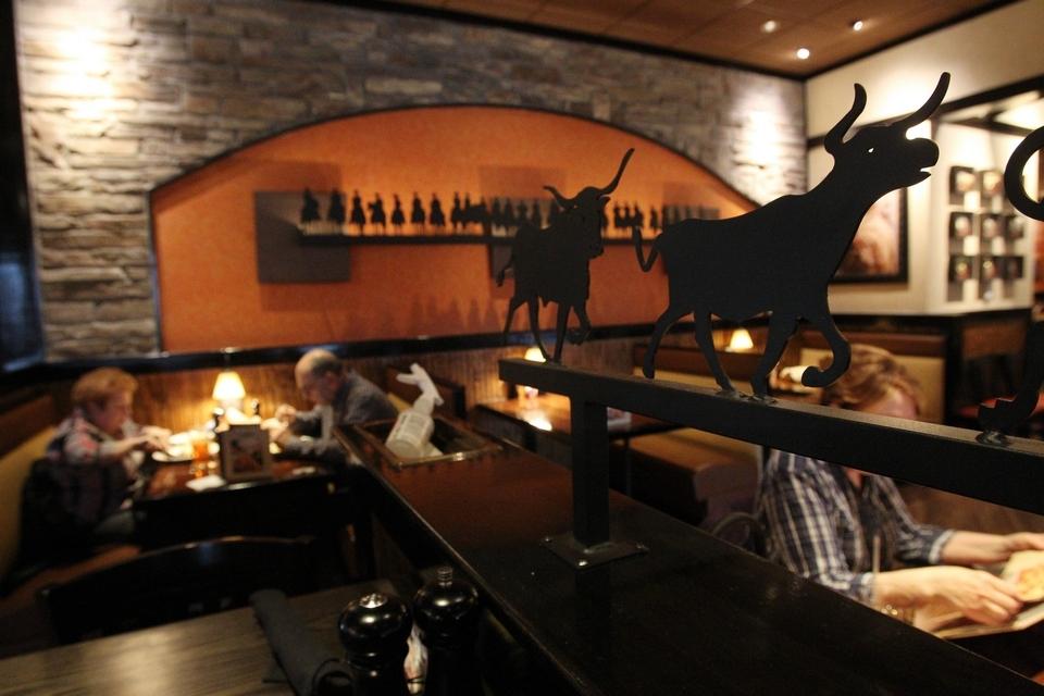 19. Longhorn Steakhouse