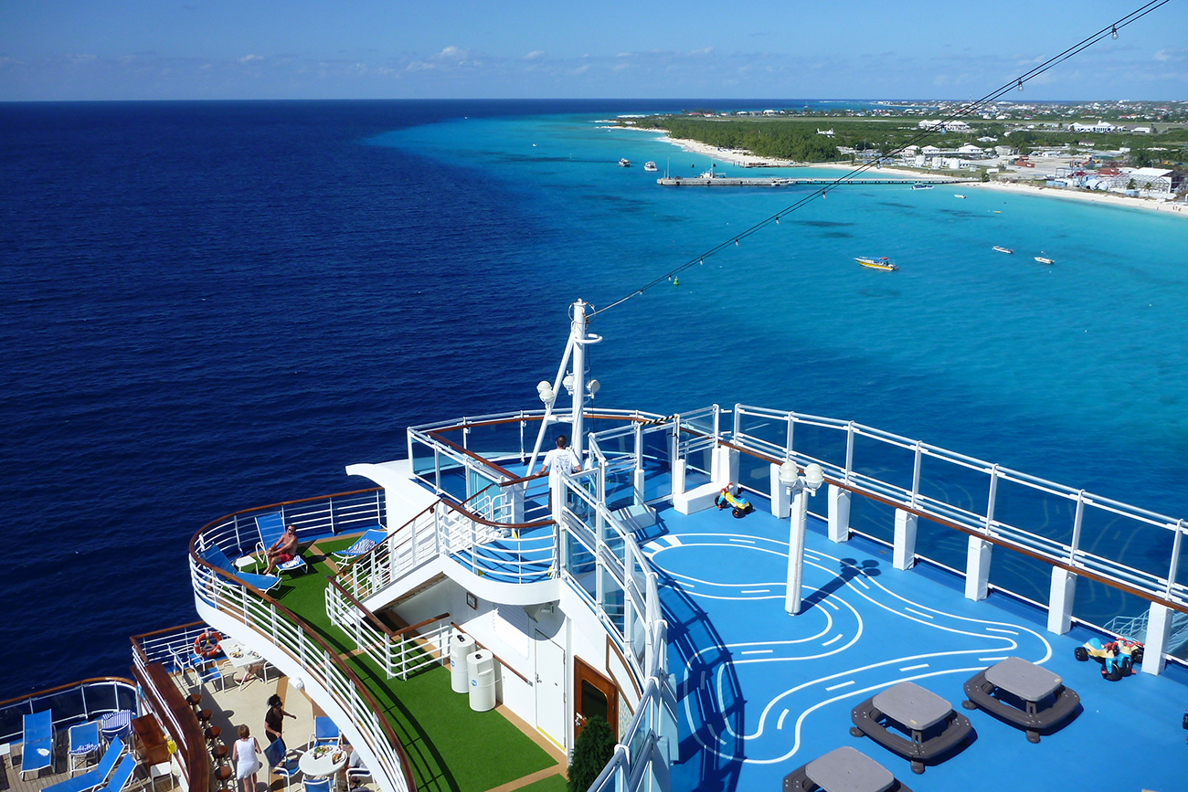 The best cruise ship destinations in the world the for Best cruise lines in the world