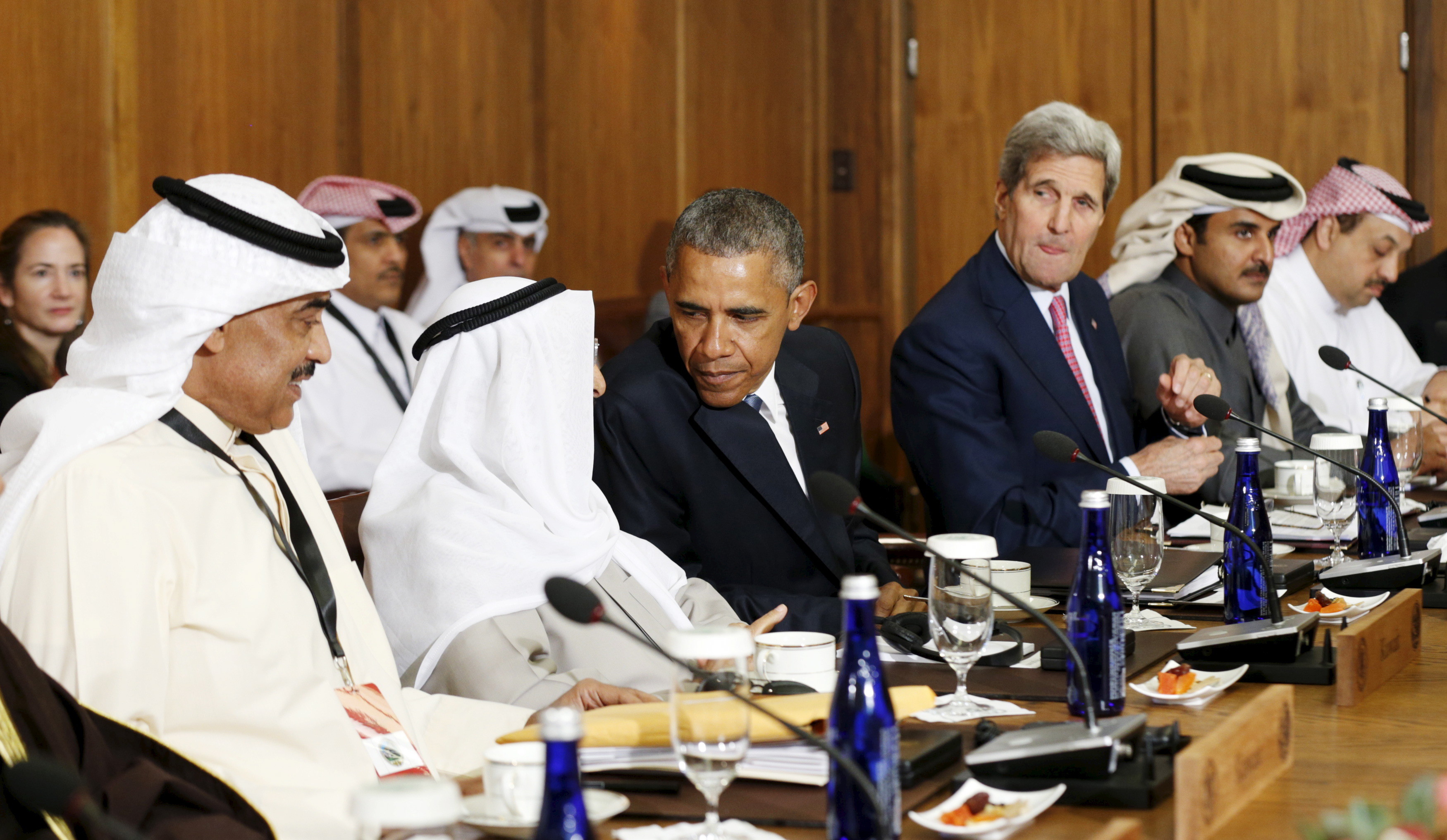 Middle East anti-terror meeting