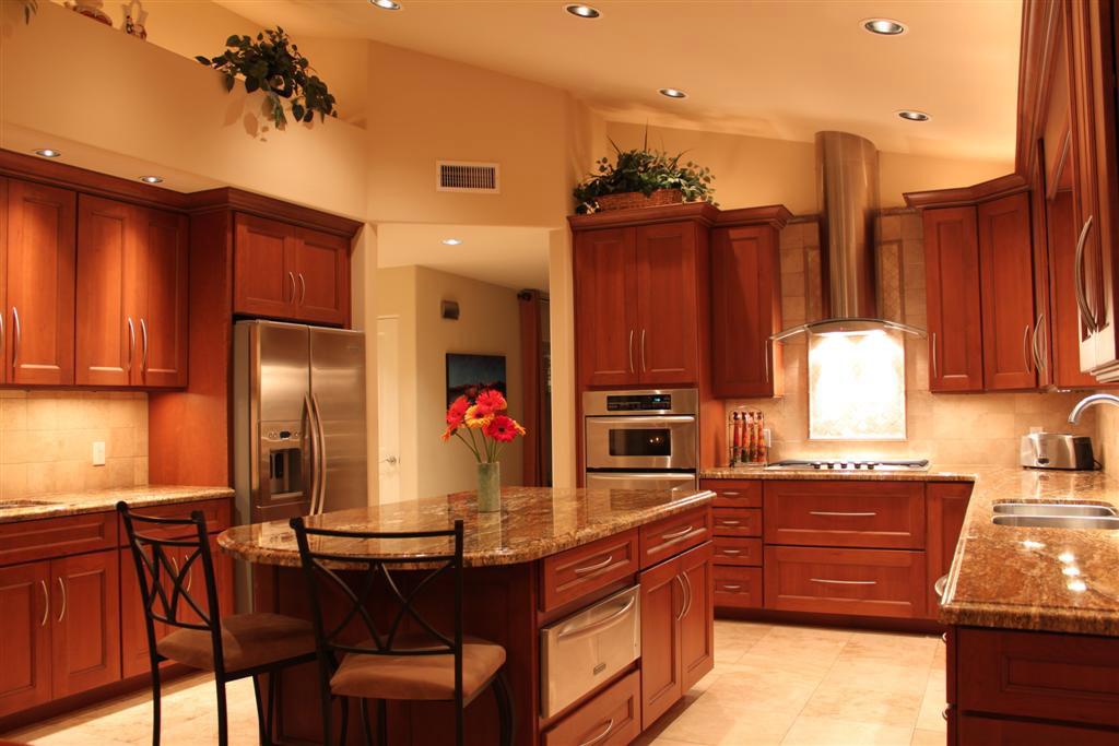 10. Major kitchen remodel