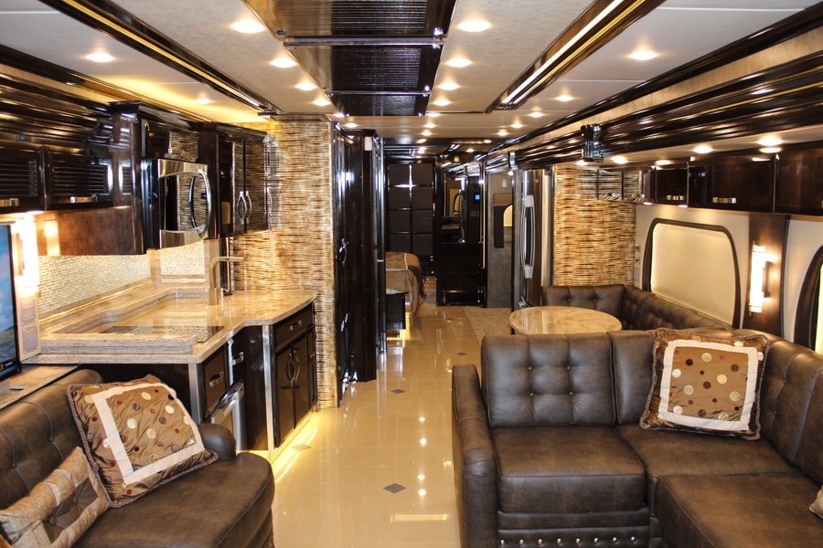 12 Luxurious Rvs To Get You There In Style The Fiscal Times