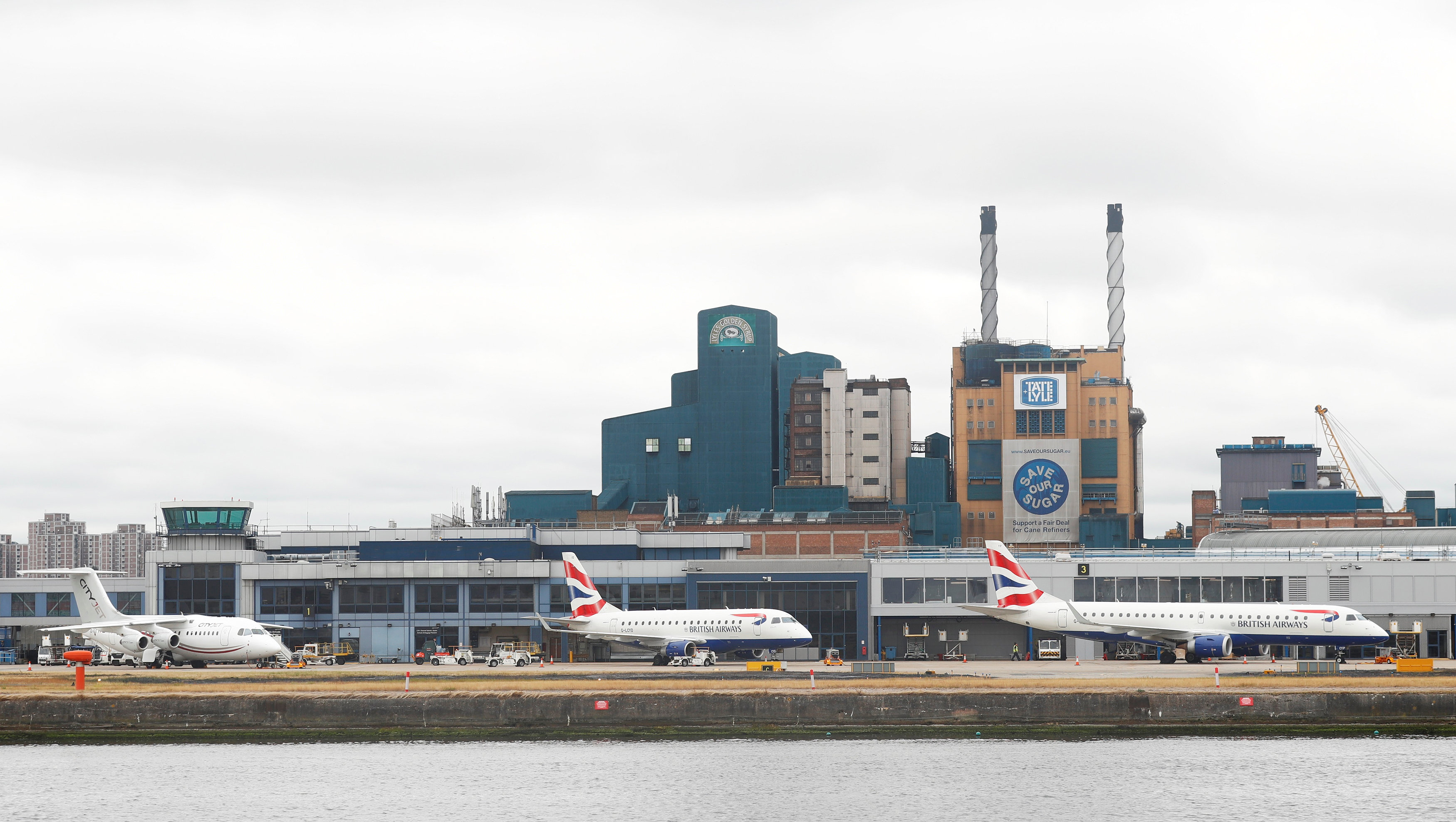 London City Airport's flights to be controlled from 70 ...