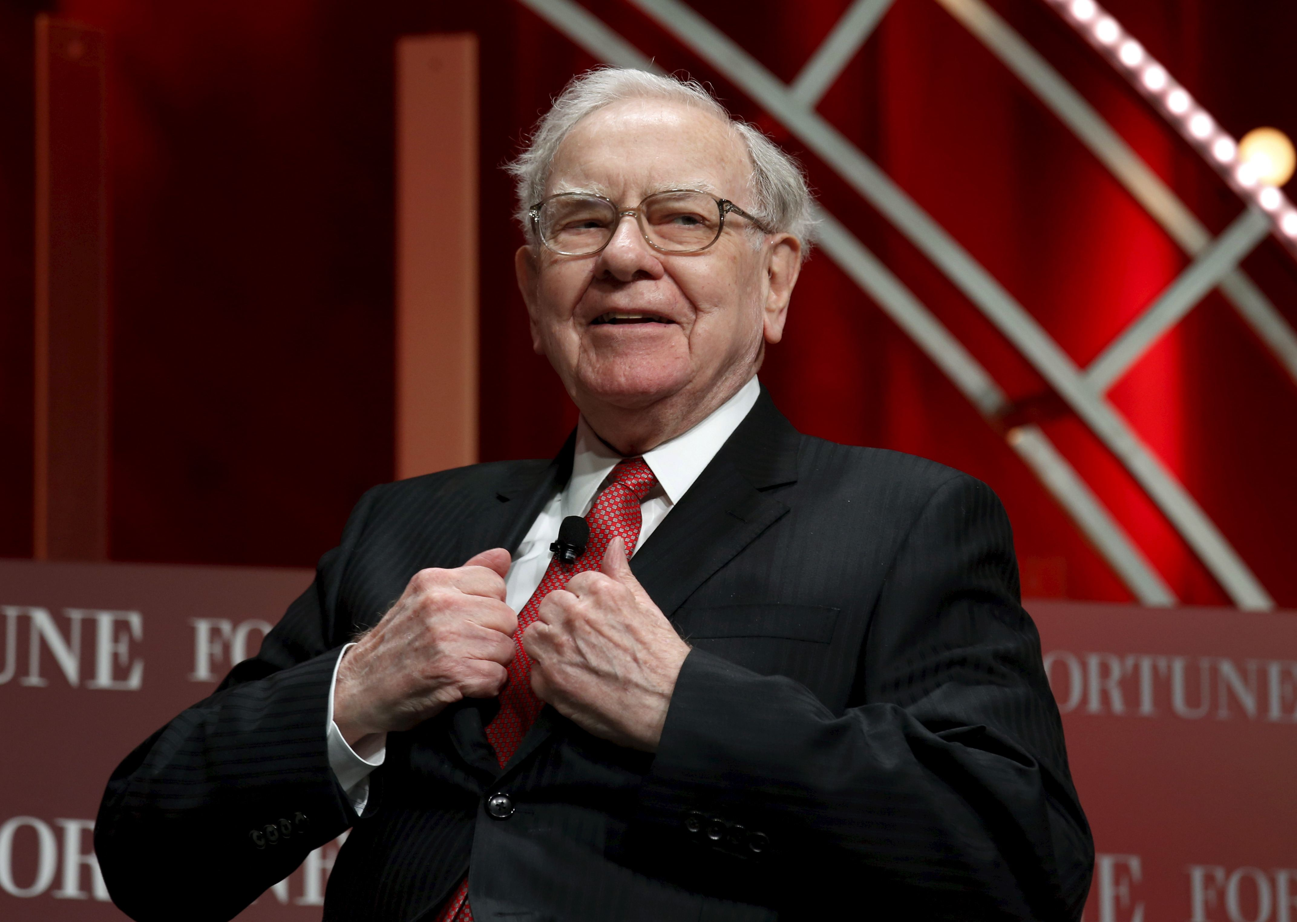 14 Things That Might Surprise You About Warren Buffett | The Fiscal Times