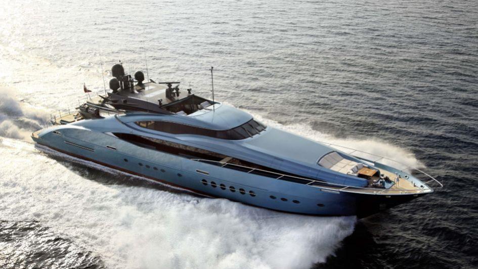 Blue Ice Yacht - $16,989,150