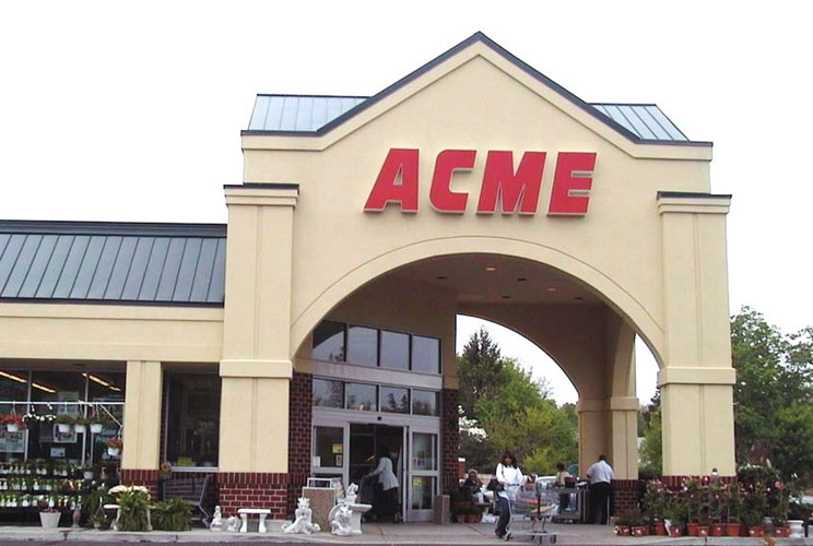 <strong>Reader Score:</strong> 73<br><strong>Location:</strong> PA, NJ, DE, MD<br><strong>Year Founded:</strong> 1891<br><br>Acme's shortcoming was on price, which received a less-than-satisfactory rating, though survey respondents were fairly satisfied w