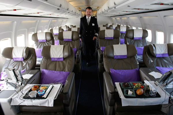 <p> <strong>BLS National Salary Median</strong>: $37,740<br /><strong>Projected Job Growth</strong>: 0%<br /> <br /><br />High stress, low pay and a shrinking job market all contribute to flight attendant's inclusion among the worst jobs of 2013. The BL