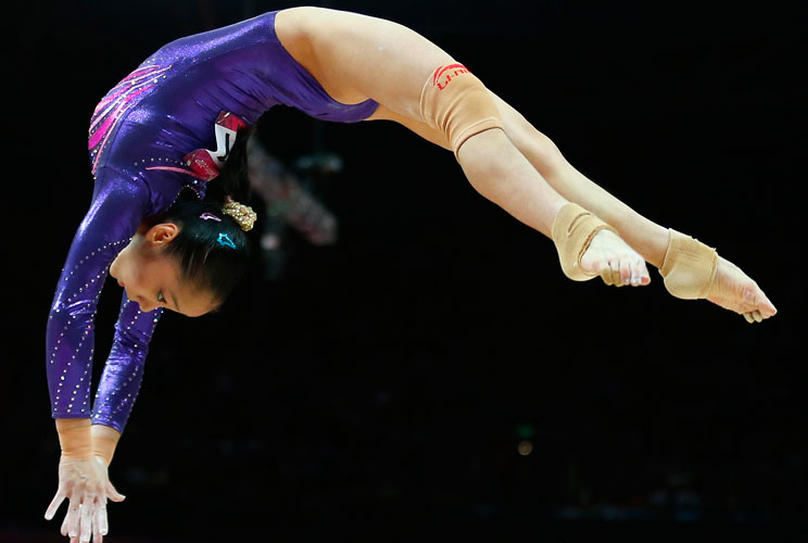 Gymnastics is notorious for plucking girls in the prime of their youth for elite training in Olympic gyms that can cost $200-500 a month, plus about $1,000 a month for coaching and traveling over 10-12 years. Dominique Moceanu, who was on the first U.S. w