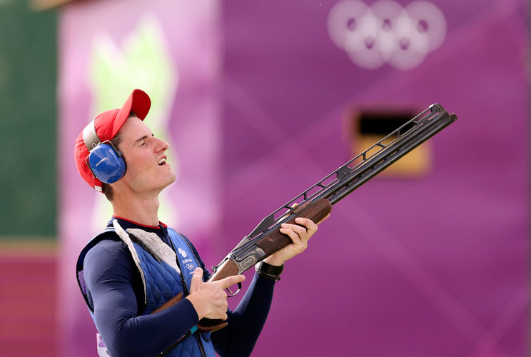 Professional shooters average anywhere between 500-1,000 rounds a day at $16 per 25 shots for targets and ammunition, according to Kim Rhode, who holds the world-record for winning five consecutive medals. That comes to $5,000-7,000 a day in full training