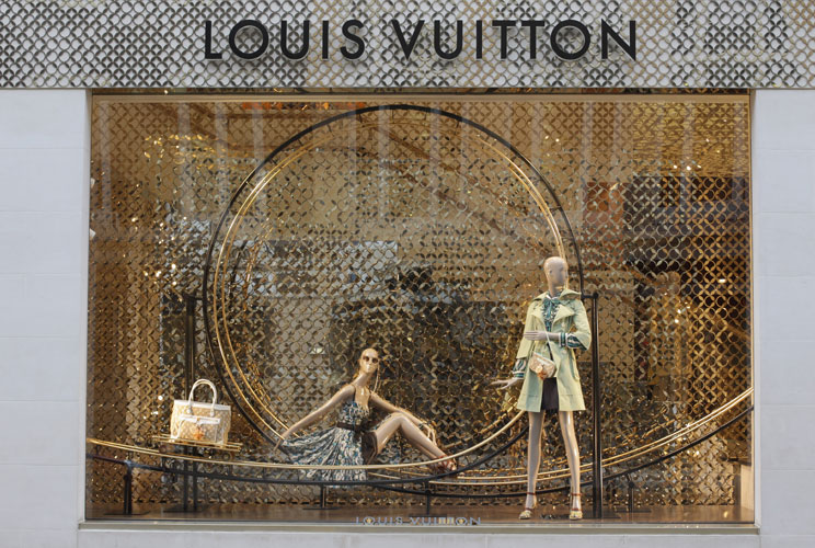 """Last year, Carolina Herrera reported that, to her pleasant surprise, her $7,990 gray sequined ball gowns were """"selling like hotcakes."""" Other top designers also reported stellar earnings, including <a href=""""http://synamatiq.com/2011/05/11/louis-vuitton-top"""