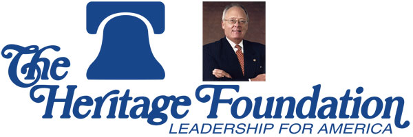 <p>A conservative think tank based in Washington, D.C., the Heritage Foundation pays cofounder and president generously to promote conservative public policies and principles. In 2011, Feulner made a $501,263 salary with an additional $575,300 bonus and