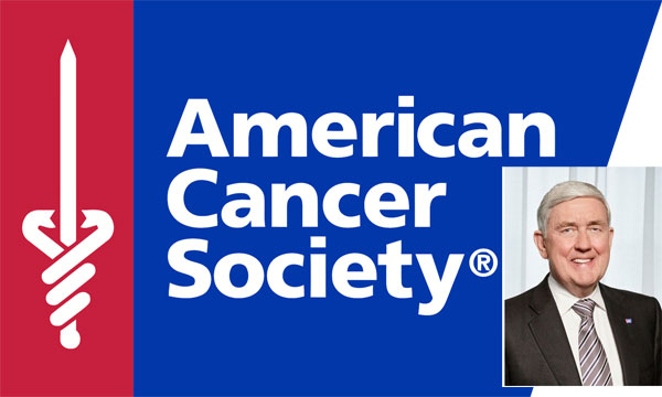 As head of the American Cancer Society, the world's largest voluntary health organization fighting cancer, since 1992, Seffrin currently serves on a White House public health advisory group. He holds a PhD in health education from Purdue University, and w
