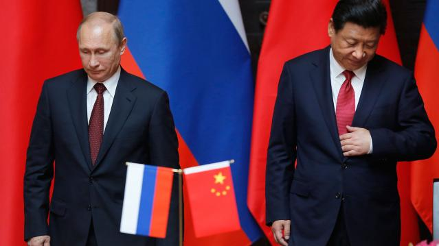 China Aligns With Russia in Syria, Creating a Headache for the US