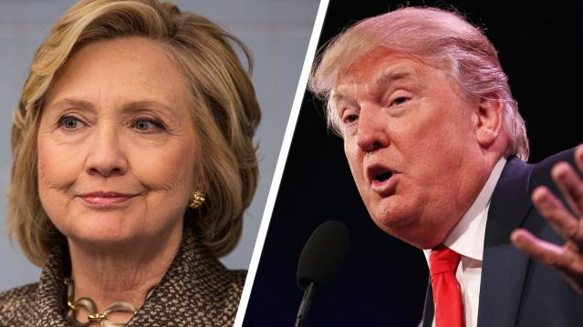 Are Clinton and Trump Really in a Dead Heat?