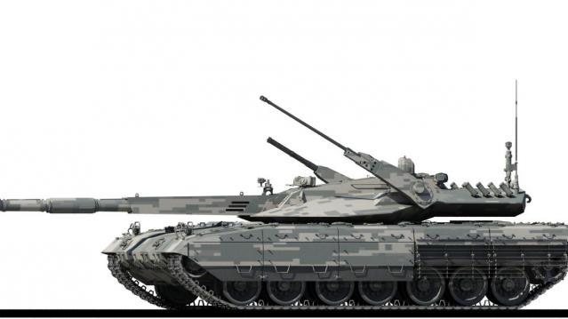 Russian Armata tank