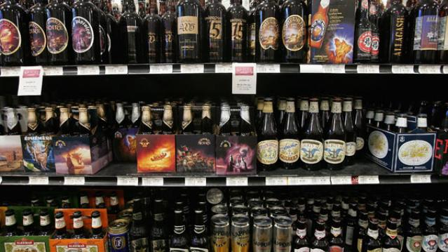 <p>The $85 billion in spending cuts is just $10 million more than what Americans spent on beer in 2011.</p>