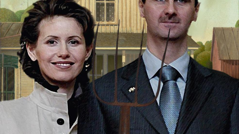 Asma Al Assad Biography Pictures to Pin on Pinterest ...