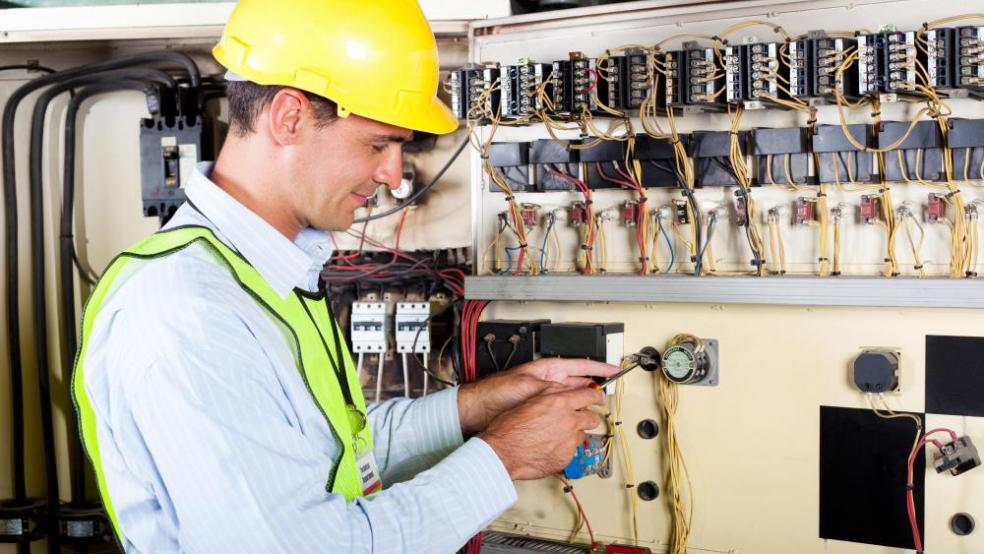 Electrician most common college majors