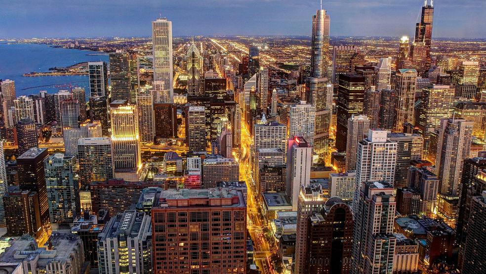 Chicago, New York in Worst Financial Shape Among Large US Cities – The Fiscal Times