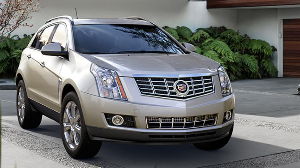 Gm Unveils The Cadillac Of Car Sharing Programs The