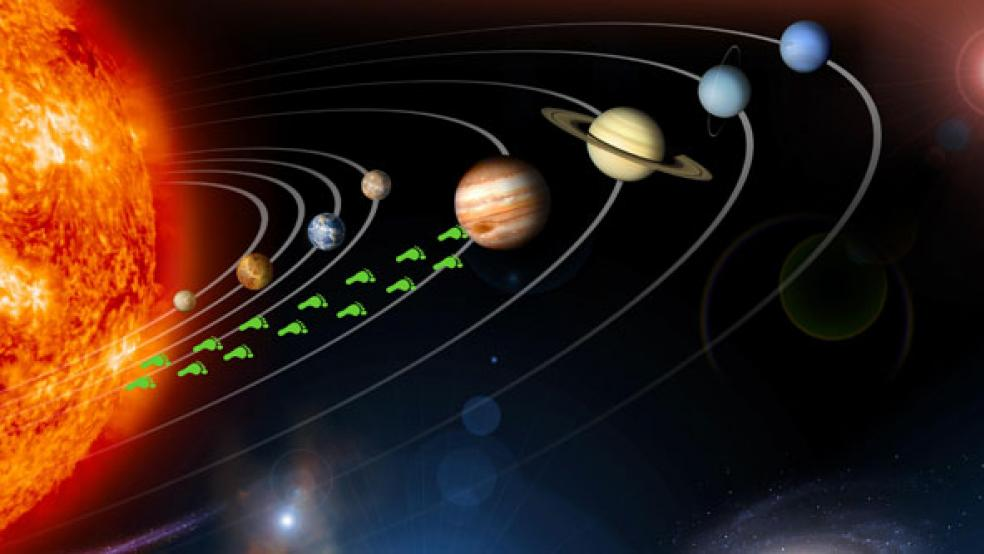 Mars Isn T The Only Place In Our Solar System That Can
